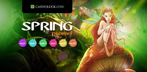 CasinoLuck promotion