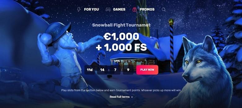 Casinomia Casino Promotion