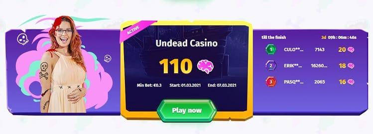 Casombie Casino Promotion