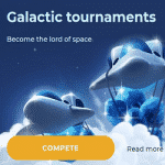 Become the lord of space with casino Casoo