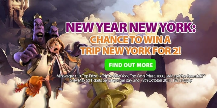 Cheeky Riches Casino promotion