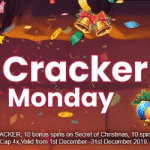 Cracker Mondays at online casino Coin Falls