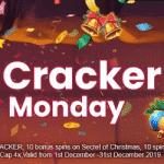 Cracker Mondays at online casino Coin Falls