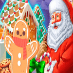 Spin the Santa's Fortune Wheel at Cookie Casino