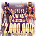 The Drops & Wins return to Ego Casino