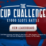 Egypt Slots casino has launched the Cup Challenge