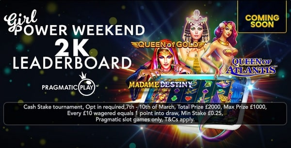 Egypt Slots Casino Promotion