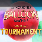 The Incredible Balloon Machine Tournament by Energy Casino
