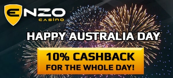Enzo Casino Promotion