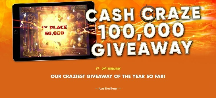 Extra Vegas Casino Promotion