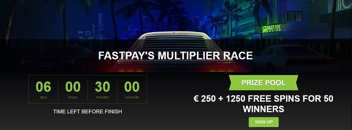 FastPay Casino Promotion