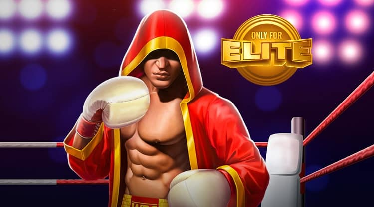 Fight Club Casino Promotion