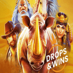 Daily Drops & Wins at online casino Futocasi