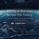 Genesis Casino: A Galaxy of Bonuses and Games