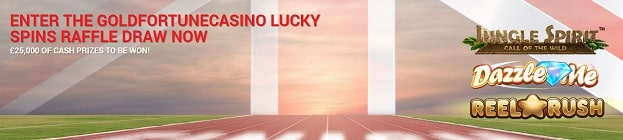 Gold Fortune Casino Promotion