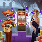 GrandMasterJack: Spook-Tacular slots tournament