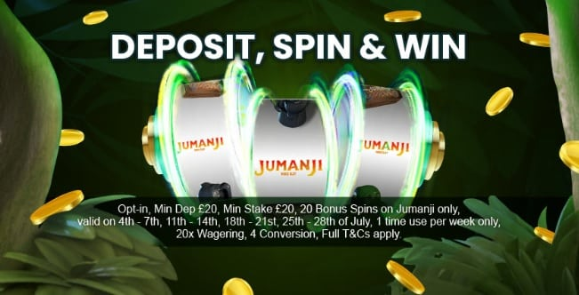 Green Dog Casino Promotion