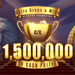 Daily Drops & Wins: €1,500,000 at Gudar Casino