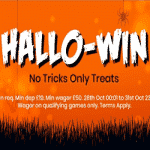 Hot Streak Slots Casino: Hallo-Win Promotion