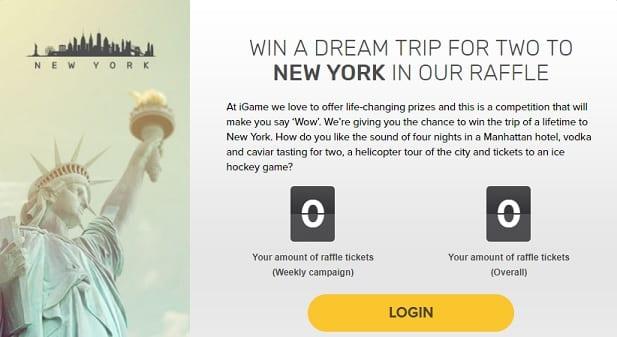 iGame Casino Promotion