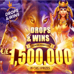 Ivi Casino - Drops & Wins: €1,500,000
