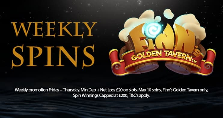 Jackpot Jones Casino Promotion