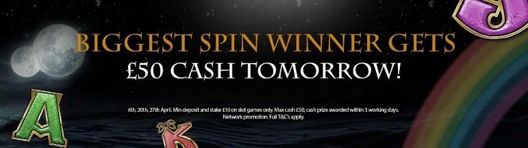 Jackpot Jones Casino Promotion
