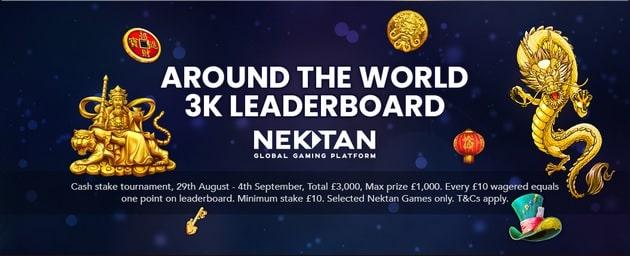 Jackpot Wilds Casino Promotion