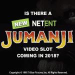 Jumanji Video Slot - 6th February (2018)