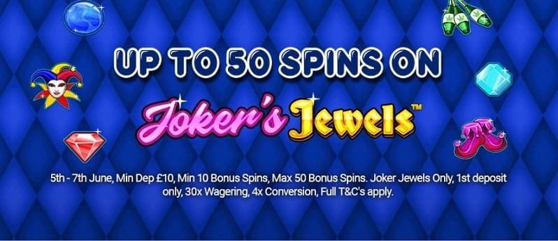 Love Reels Casino Promotion