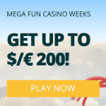 Mega Fun Casino Weeks with LuckLand