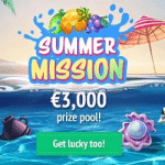 Lucky 8 Casino - Summer Mission 2019