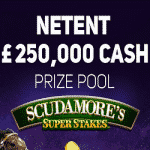 Magical Vegas - NetEnt £250,000 Cash Prize Pool
