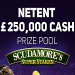 Magical Vegas - NetEnt £250,000 Cash Prize Pool