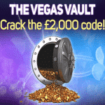 Magical Vegas Vault: £2,000 + 1,000 Free Spins