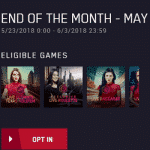 Maria Casino: End of the Month - May Tournament