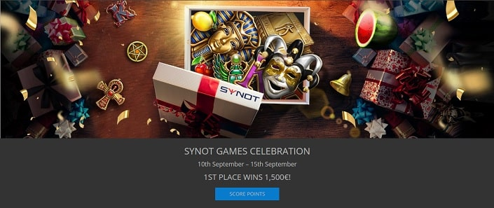 MrFavorit Casino Promotion