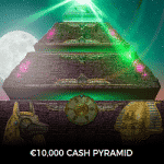 Mr Green Casino - €10,000 Cash Pyramid