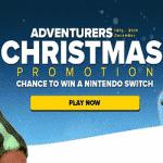 The Christmas Adventures await at NextCasino