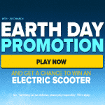 The Earth Day Promotion comes to NextCasino