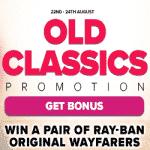 NextCasino - Old Classics Promotion