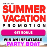 A Summer Vacation Promotion by NextCasino