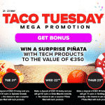 Taco Tuesday - Mega Promotion by NextCasino