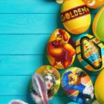OReels Easter EGG'STRAVAGANZA 2018