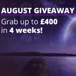 Up to £400 of bonuses in 4 weeks at PlayCosmo