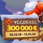 Play Fortuna - Christmas Adventures: €300,000