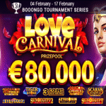 PlayAmo Casino Love Carnival: €80,000