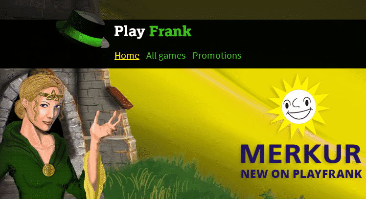 PlayFrank Free Spins