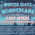 Visit the Winter Slots Wonderland at Pocket Casino