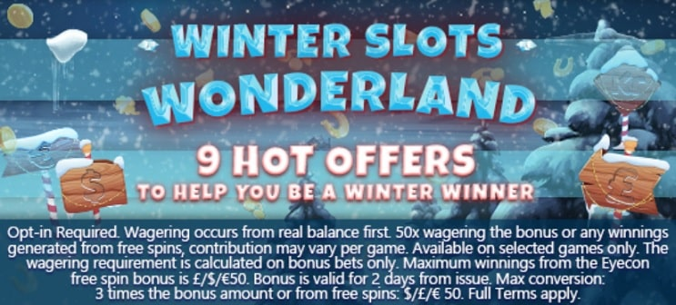 Pocket Casino Promotion